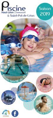couv brochure piscine 2019